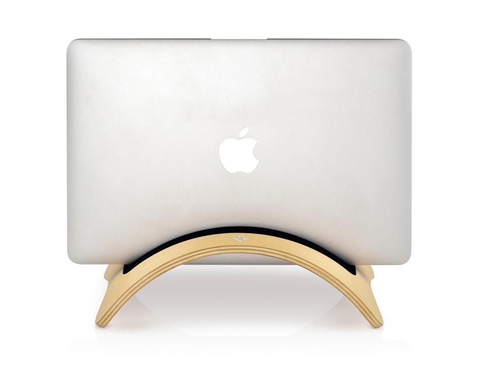 Macbookを収納できインテリアとしても美しいBookArc möd