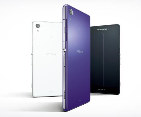 docomoの2014年夏モデルソニーモバイルの「Xperia Z2 SO-03F」はすごい。