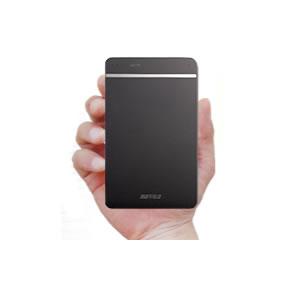SSDに匹敵!世界最速のUSB3.0対応ポータブルHDD『HD-PGDU3B』