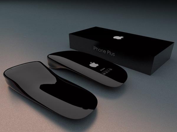 美しくて斬新!iPhoneのコンセプトデザインiPhone Plus