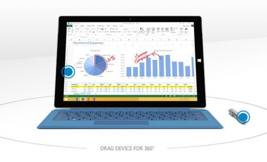 Surface pro 3と新しくなったVaio Pro 11を比較してみた。