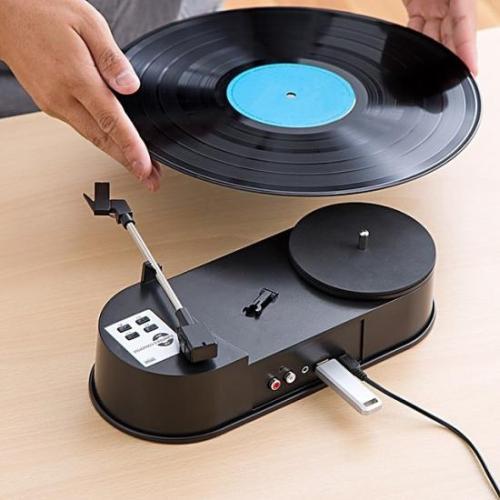 アナログレコードの音源をMP3に保存