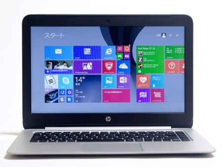 4万円以下で14インチのノートPC、「HP Stream 14-z000」が発売