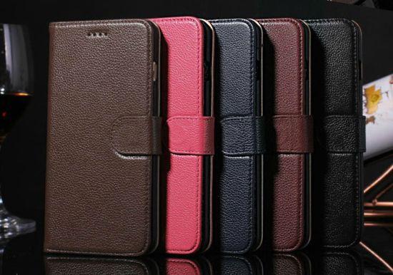 高級感たっぷりな手帳型iPhone6用ケース